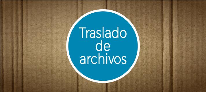 Traslado de Archivos