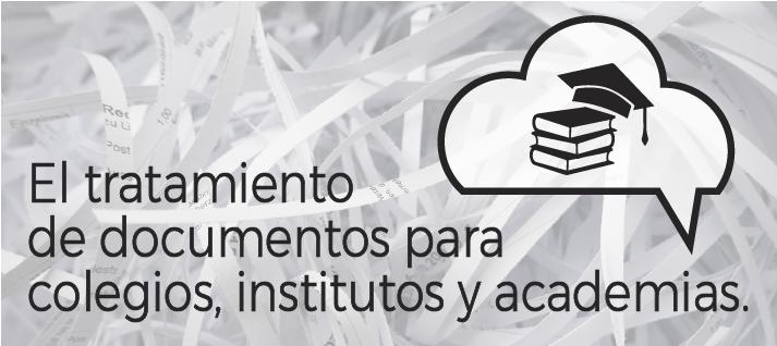 Colegios, institutos y academias y Protección de Datos