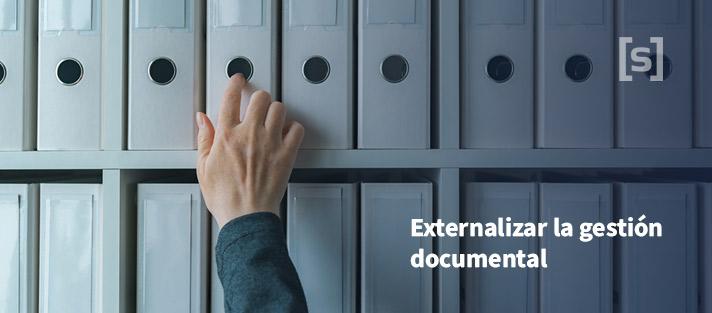 Razones por las que externalizar la gestión documental